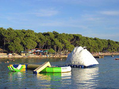 Biograd na Moru Mapa Mesta po Zadare je Biograd na Moru
